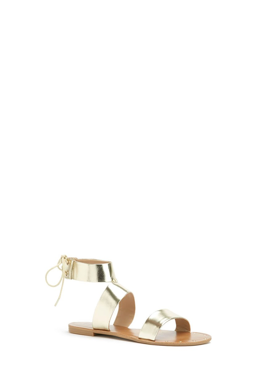 Women's Terrytown Sandals, Gold