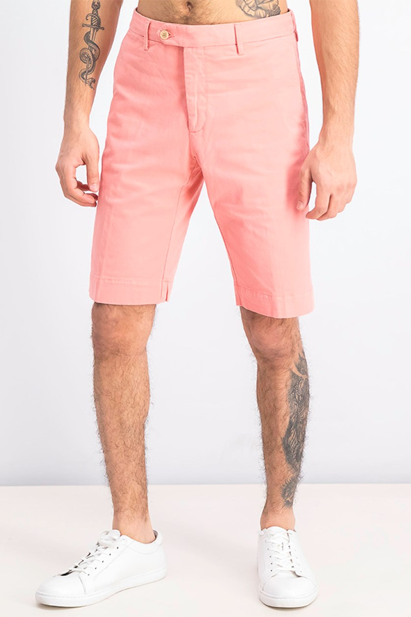 Men's Chino Short, Pink