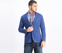 Men's Slim Fit Blazer, Blue