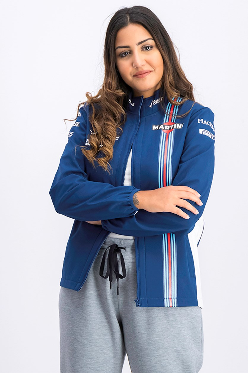 Women's Williams Martini Racing Jacket, Navy