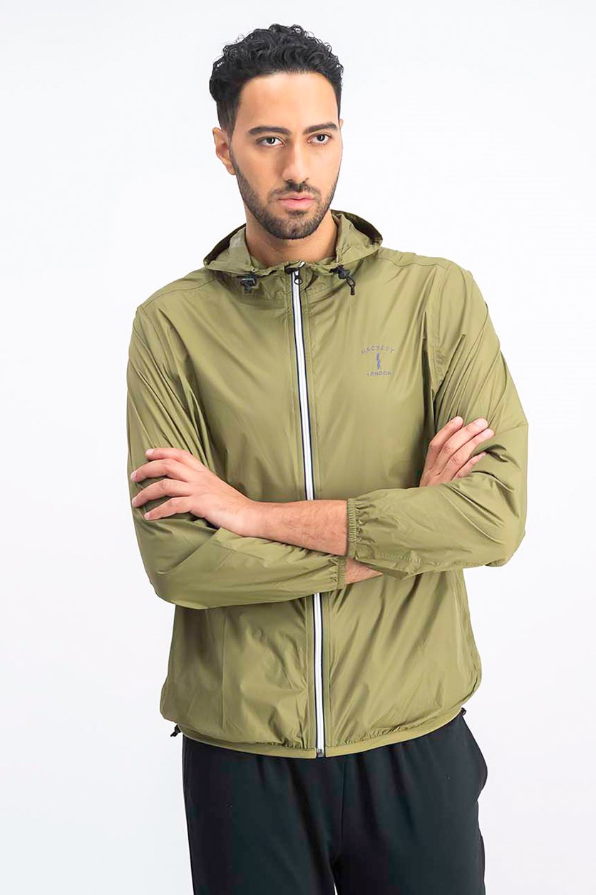 Men's MR Classic Packable Jacket, Olive