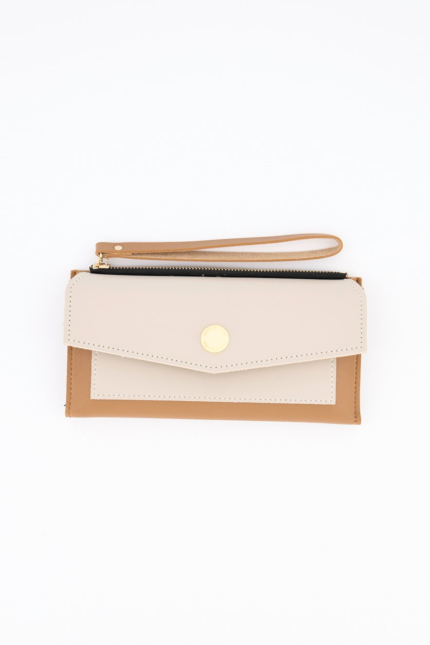 Women's Wallet, Tan