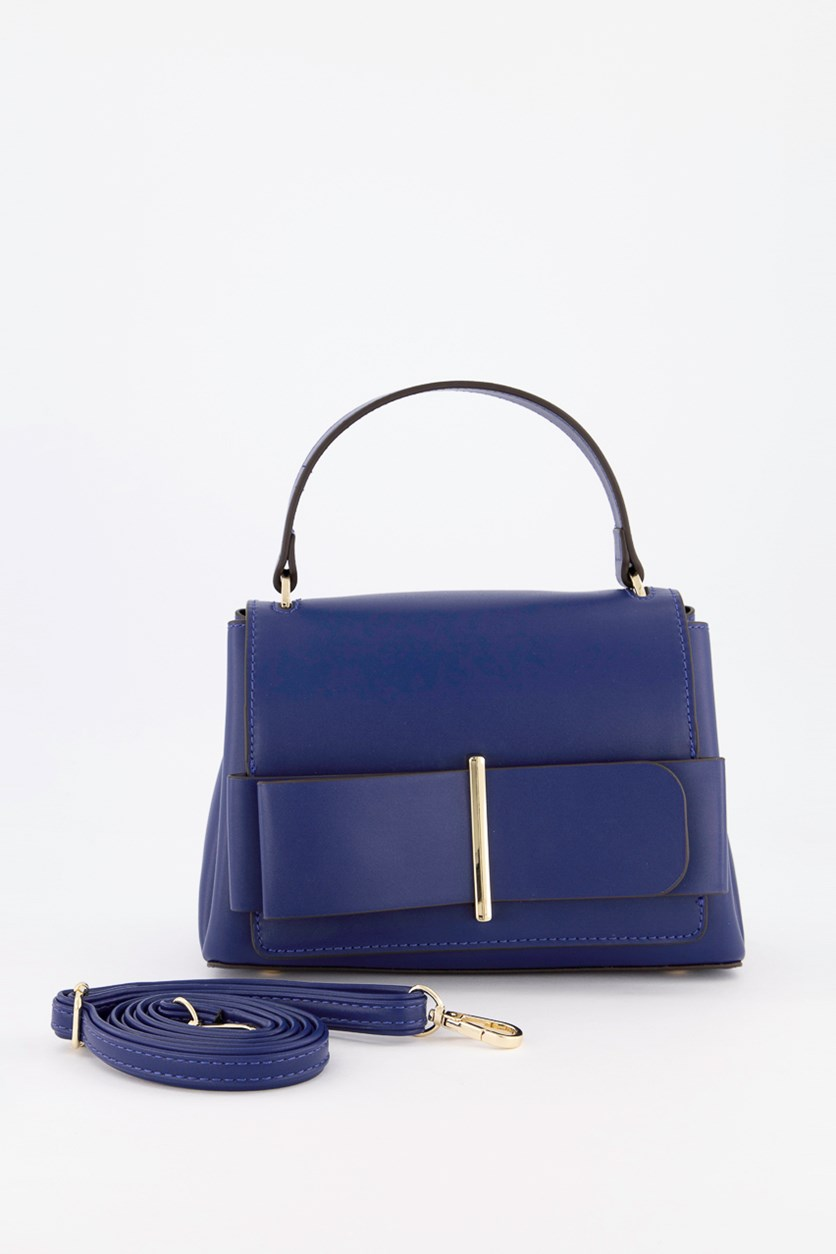 Women's Satchel Bags, Navy