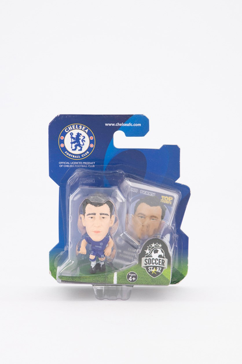 Chelsea John Terry Figure, Blue
