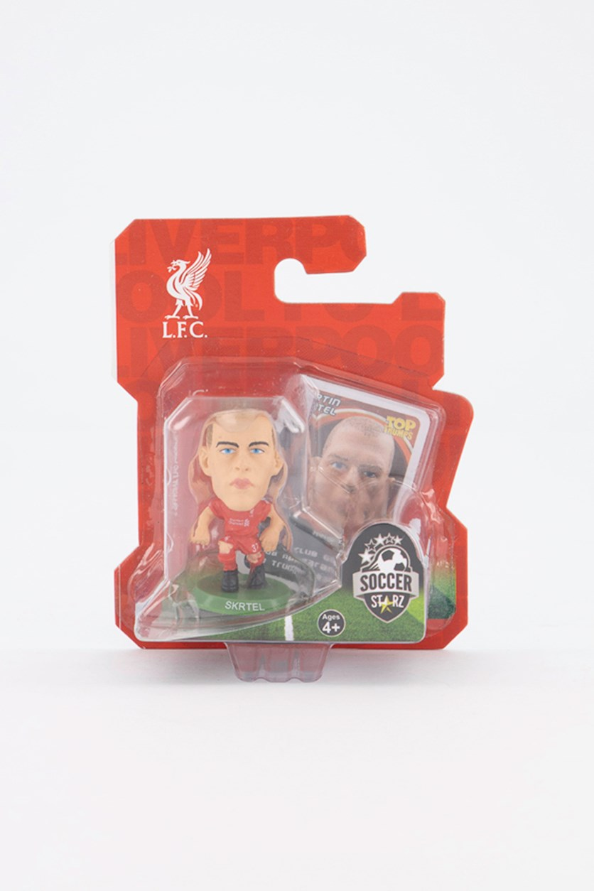 Liverfool Martin Skrtel Figure, Red