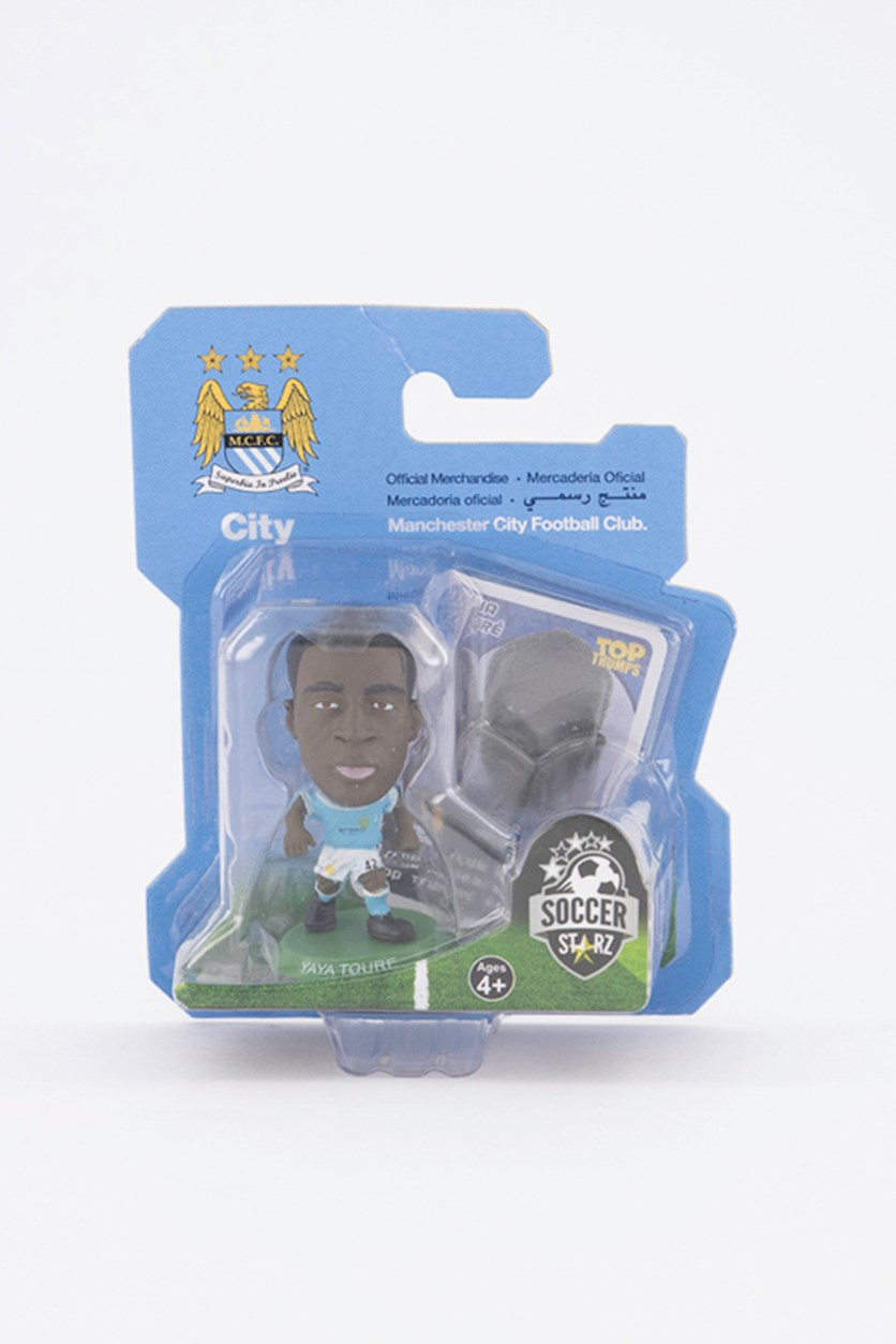 Manchester City Yaya Toure Figure, Blue
