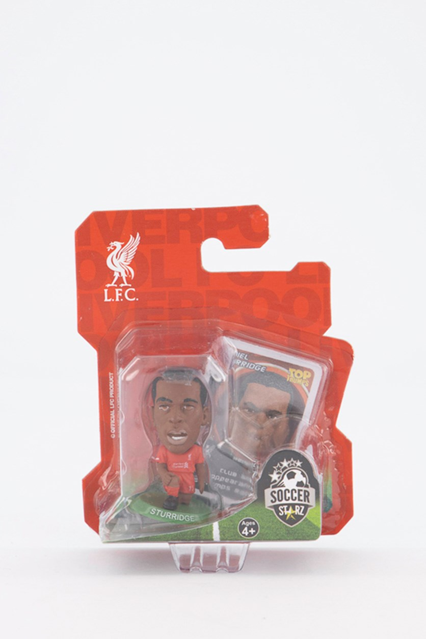 Liverfool Daniel Sturridge Figure, Red