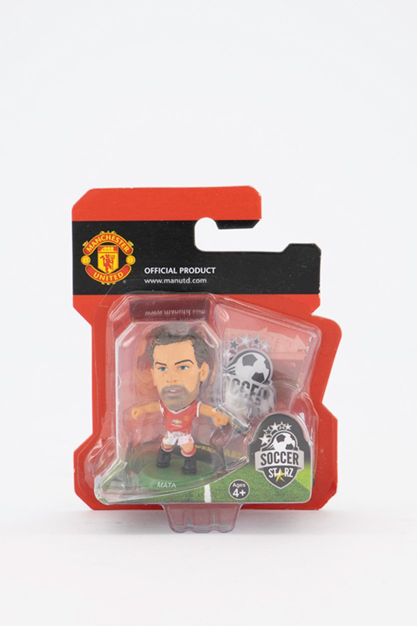 Manchester United Juan Mata Figure, Red/White
