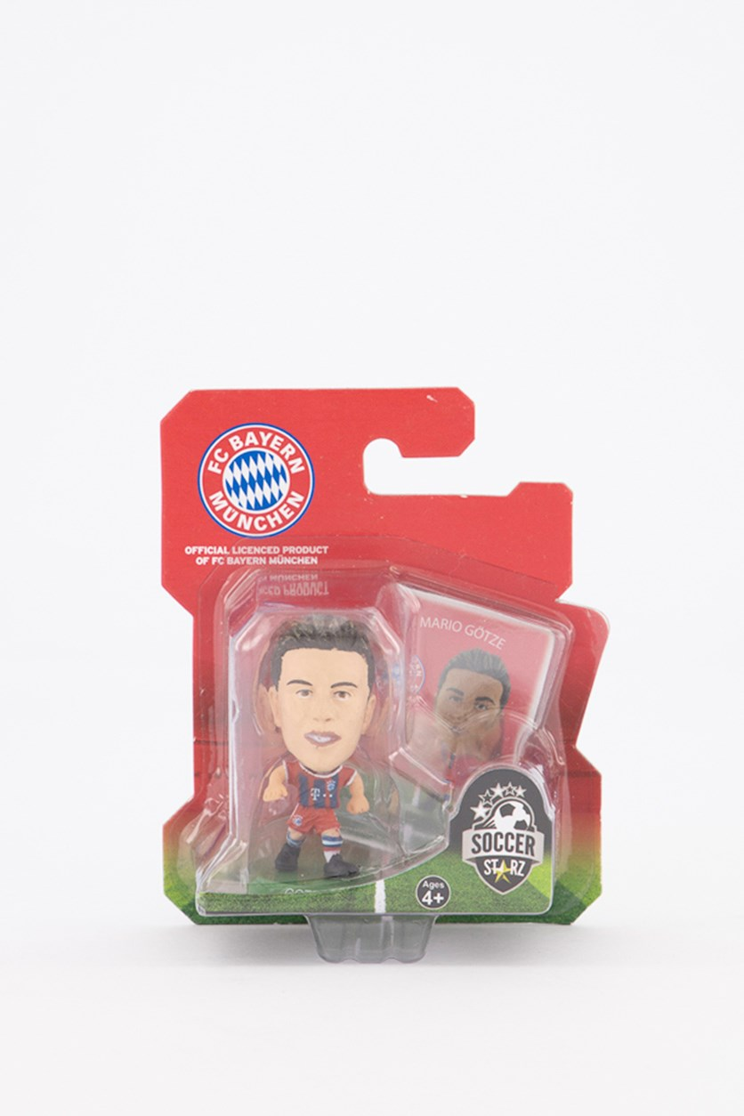 Bayern Munich Mario Gotze Figure, Red