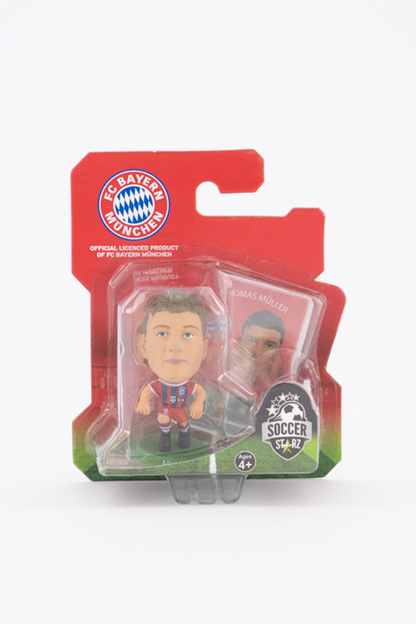 Bayern Munich Thomas Muller Figure, Red