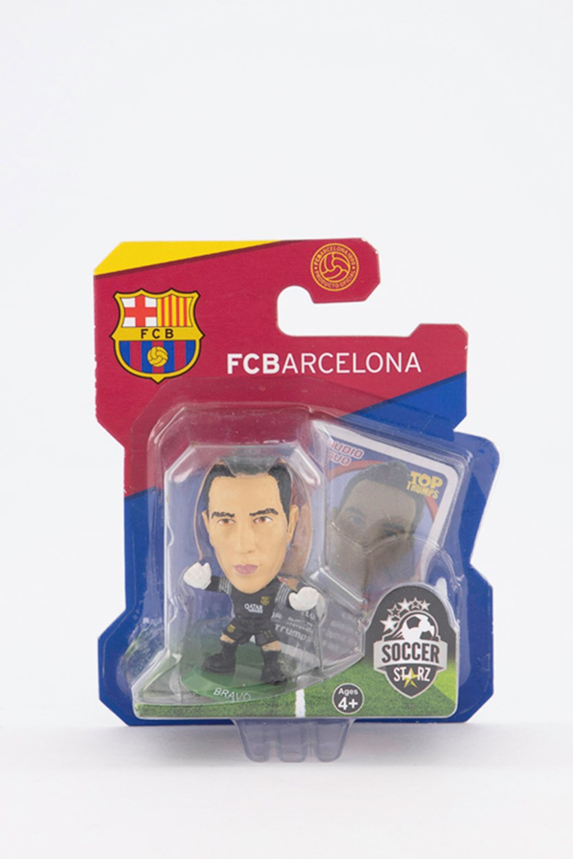 Barcelona Claudio Bravo Figure, Black
