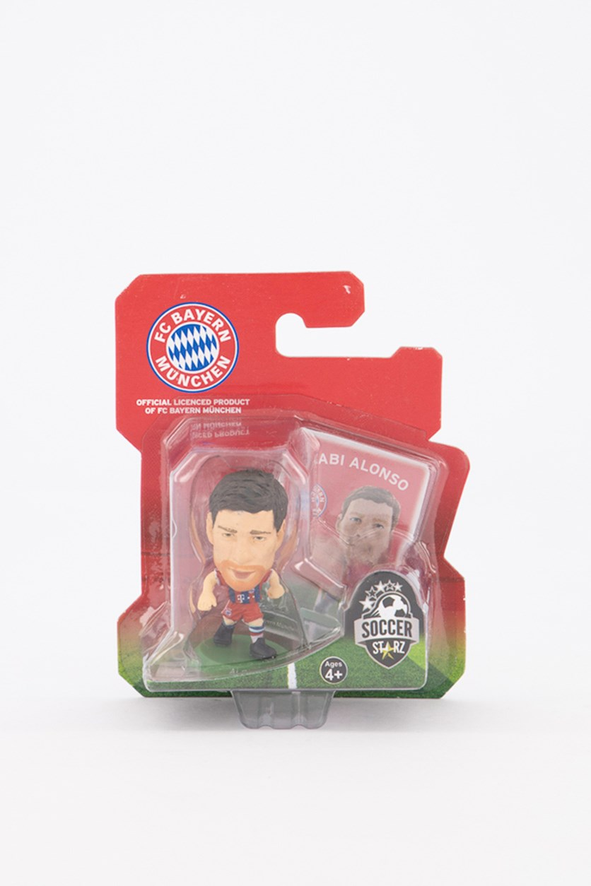 Bayern Munich Xabi Alonzo Figure, Red