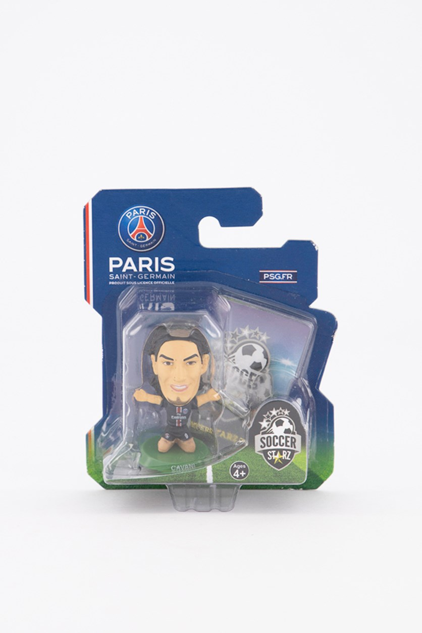 Paris Saint Germain Edinson Cavani Figure, Black