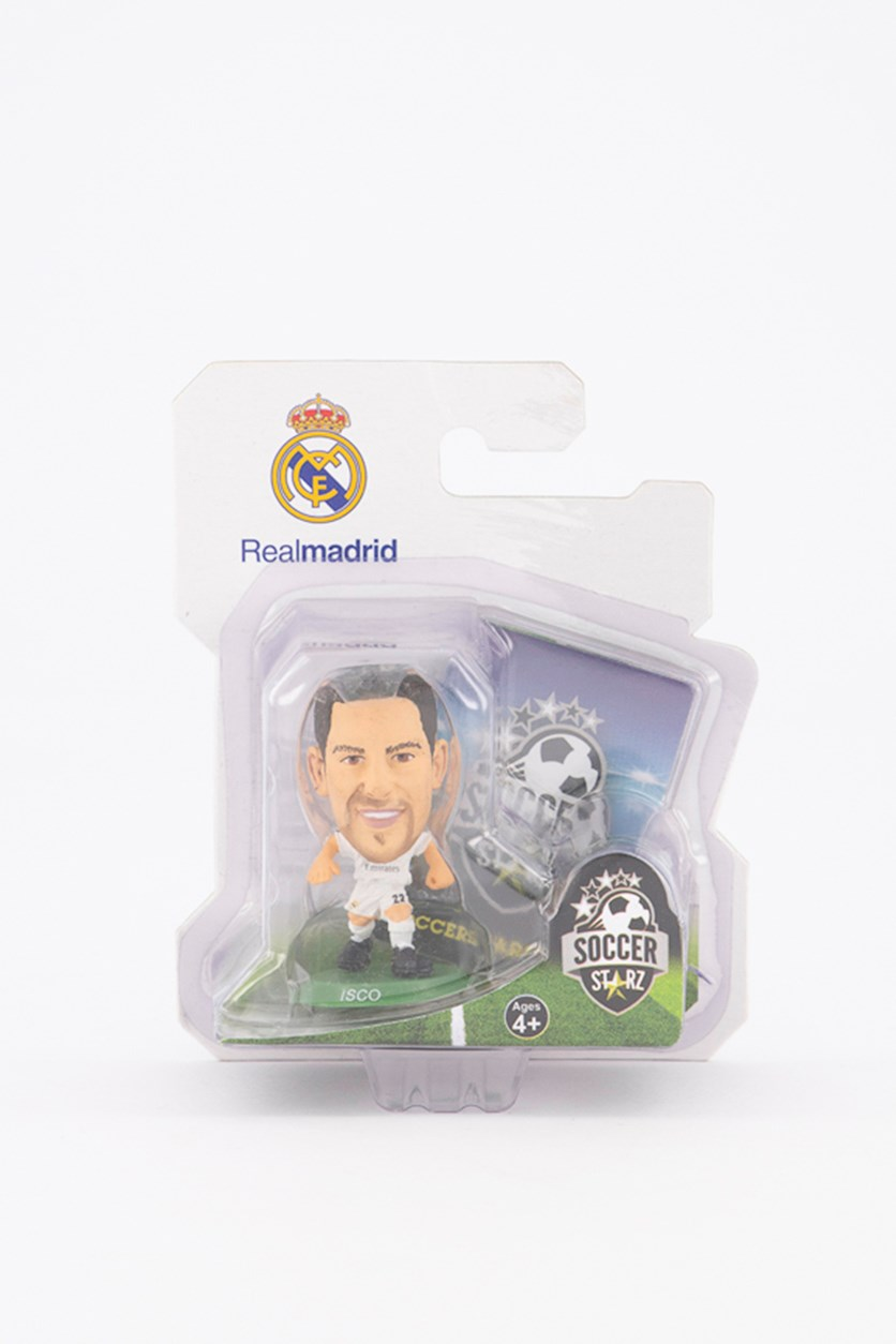 Real Madrid Isco Figure, White