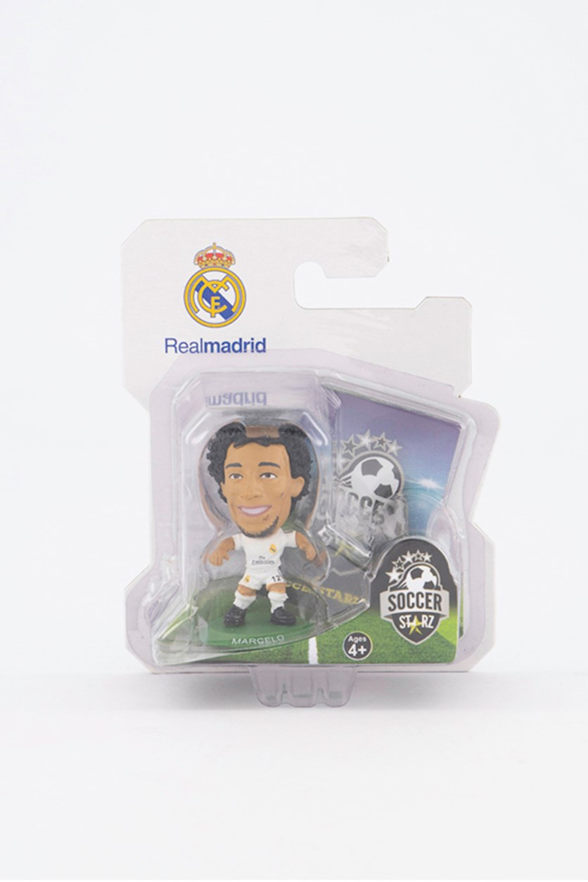 Real Madrid Marcelo Viera Figure, White