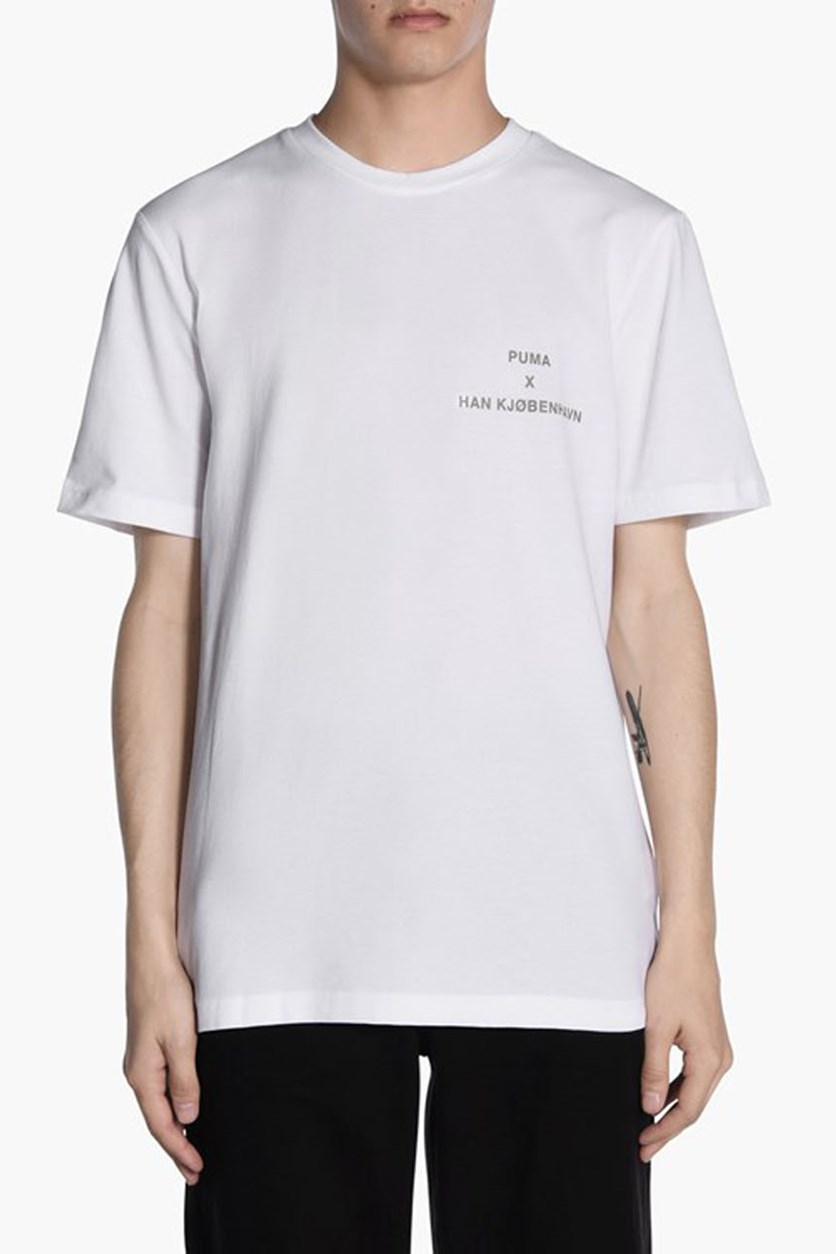 Men's Han Tee, White