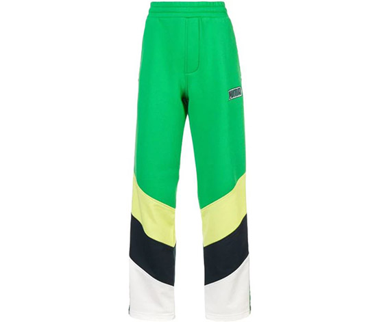 Puma Women's Sport Pants, Green