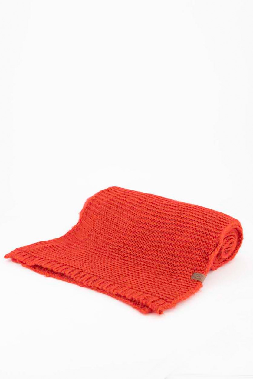 Women's Scarves, Red
