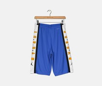 Big Boys Colorblocked Rise Shorts, Blue