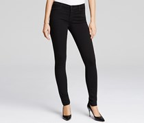 J Brand Women's 620 Super Skinny Jeans, Black