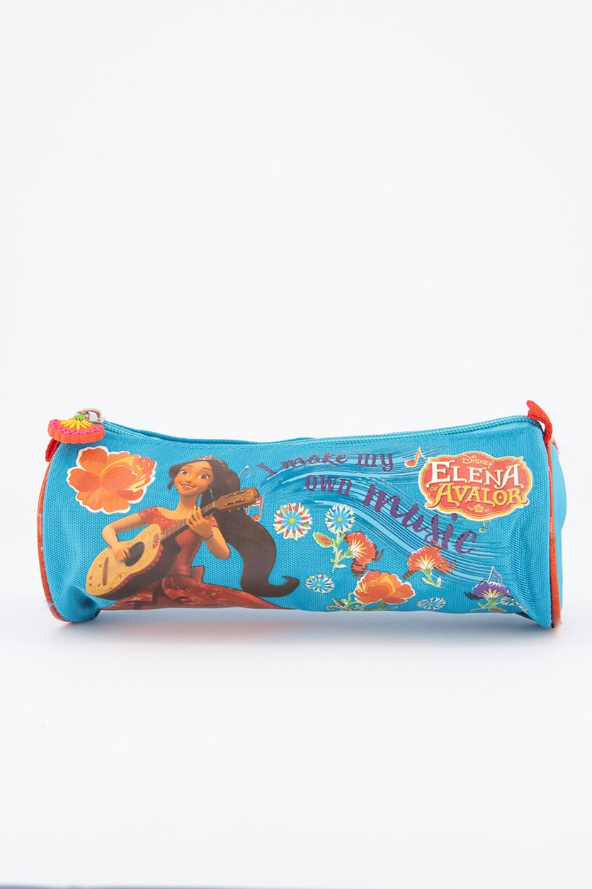 Elena Of Avalor Pencil Case, Blue Combo