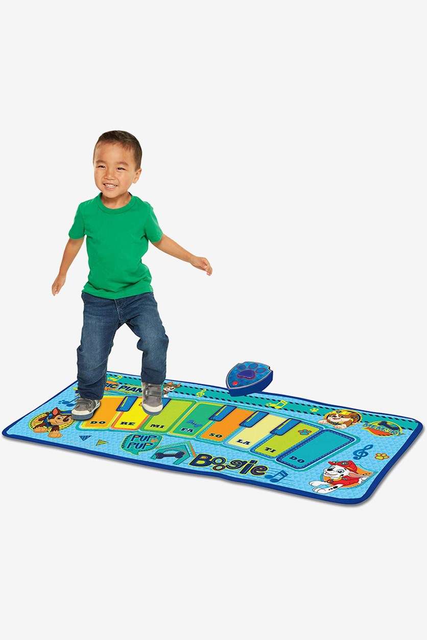 Paw Patrol Pup Boogie Electronic Music Mat Play, Blue