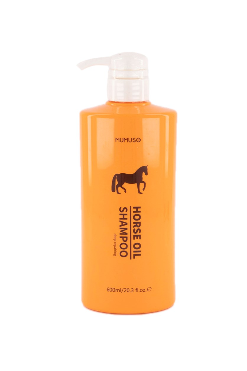 Horse Oil Shampoo, 600 ml/20.3 fl.oz.