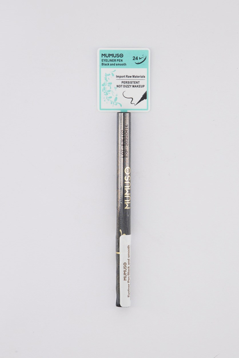 Eyeliner Pen Black And Smooth