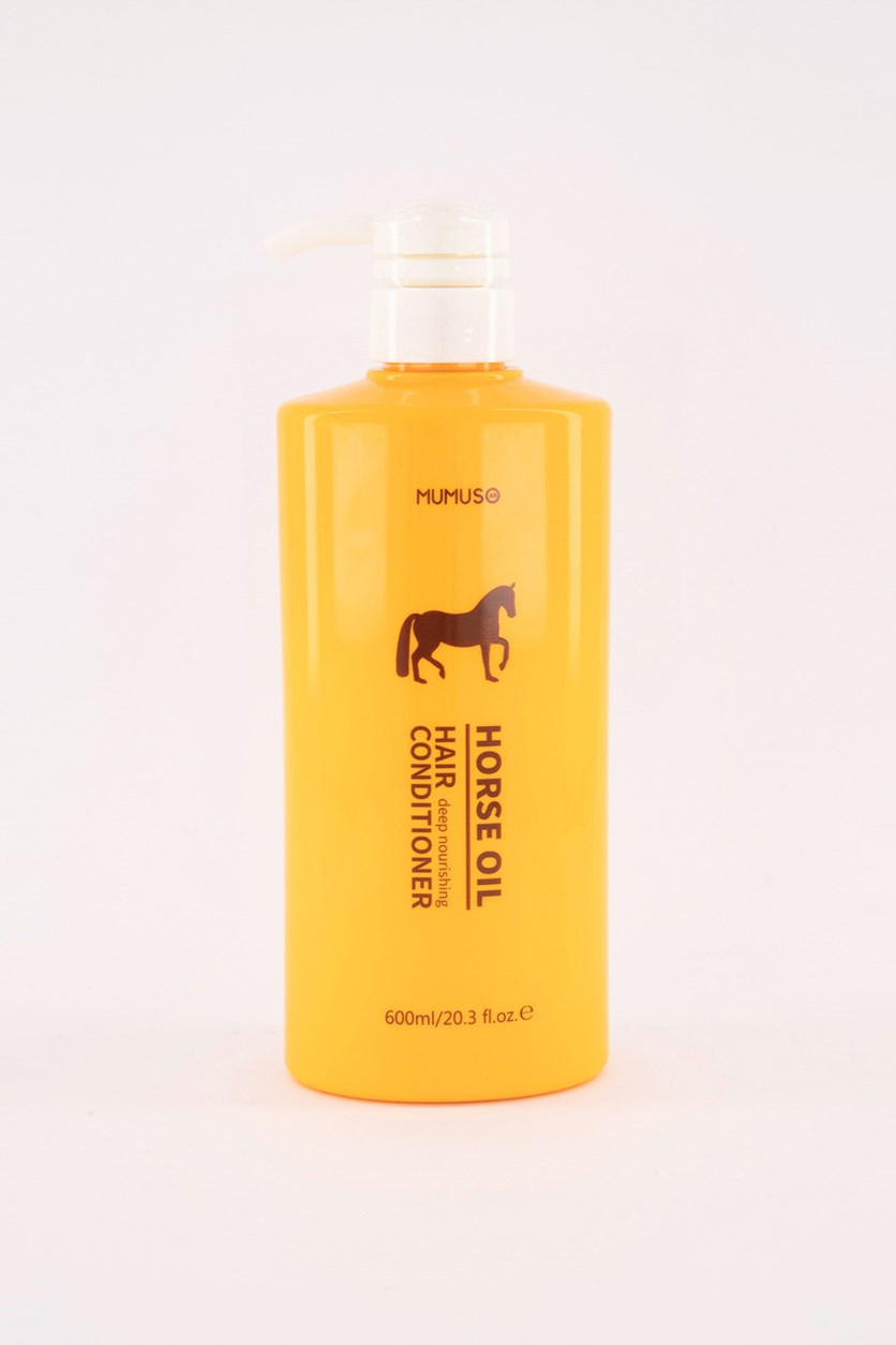 Horse Oil Hair Conditioner, 600 ml/20.3 fl.oz.