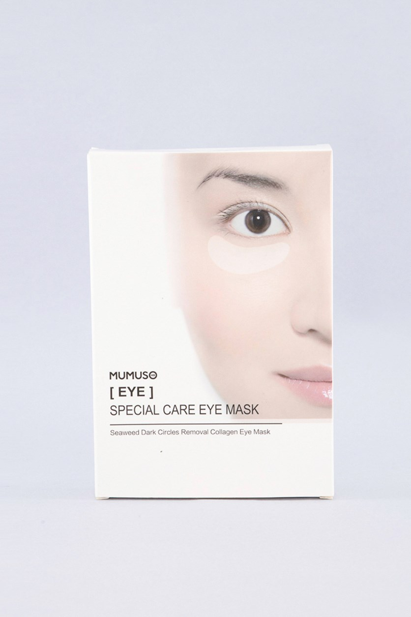 Special Eye Care Mask, White
