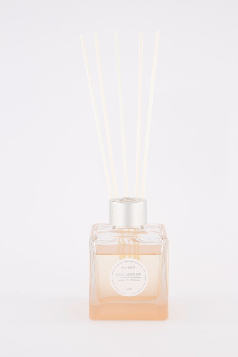 Dream Reed Diffuser-Square Bottle, Pink