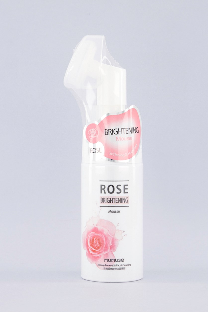 Rose Brightening Mousse