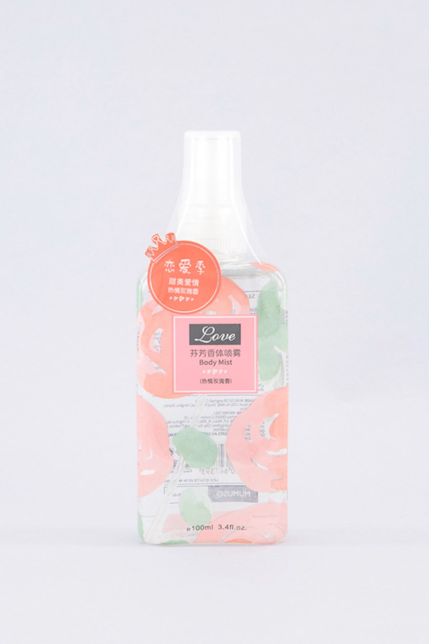Season Of Love Body Mist 5#
