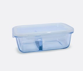 Glass Food Container, Transparent