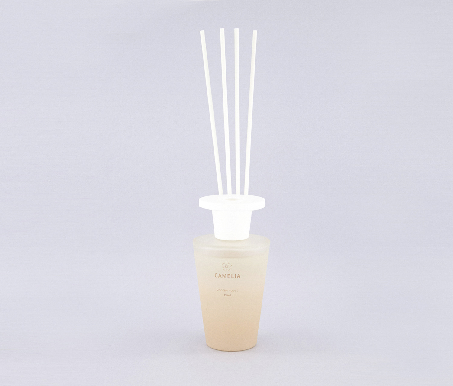Camelia Modern House Reed Diffuser, Pink