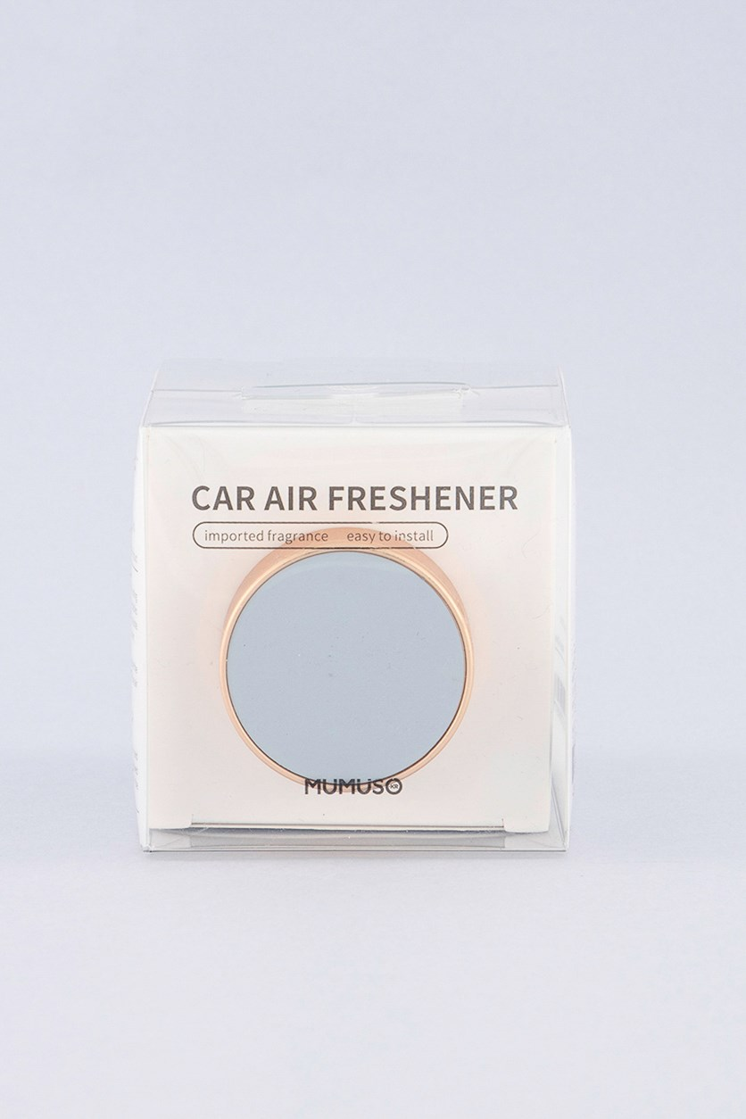 Color Center Car Air Freshner - Wild Blue Bella, Blue