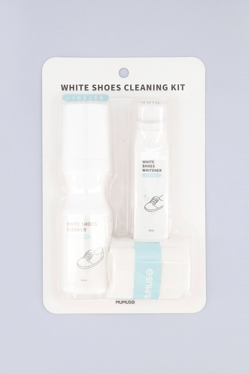 White Shoes Cleaning Kit