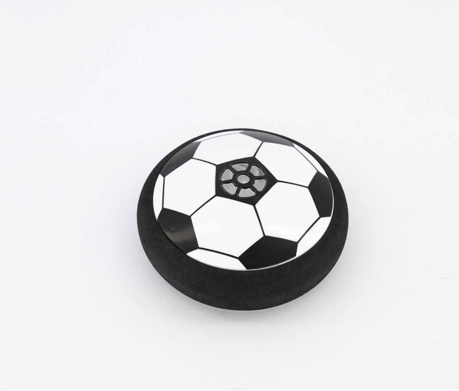Indoor Soccer Toy, Black/White