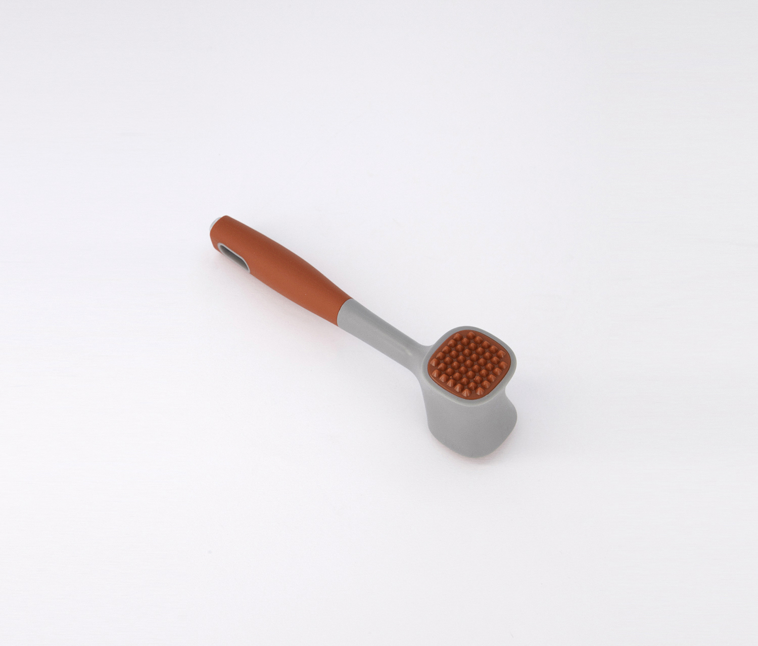 Meat Hammer, Red/Gray