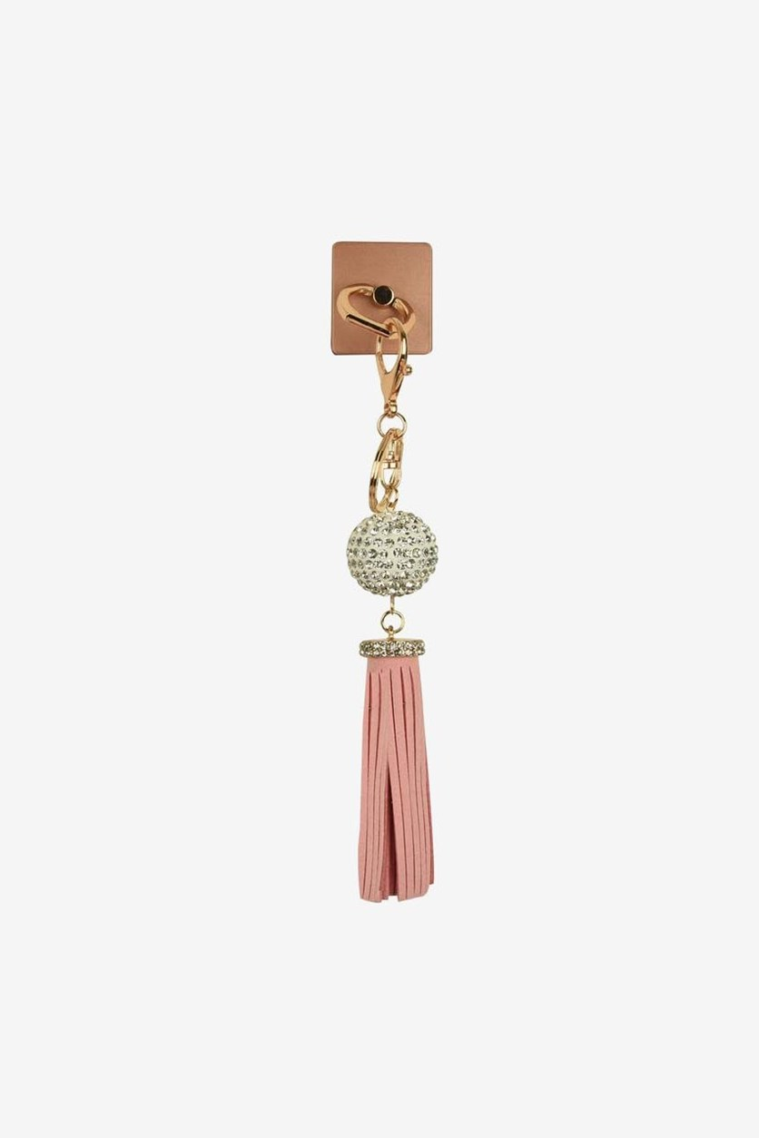 Crystal Ball Keychain for Smartphones