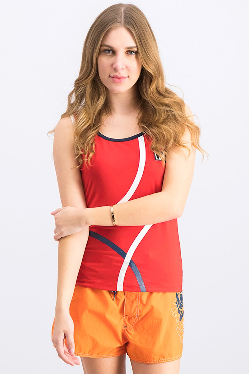 Women's Tank Top, Red