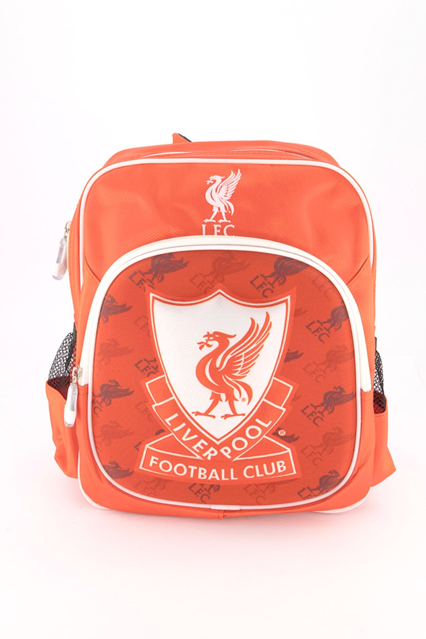 Kid's Boys FC Logo Backpack, Red