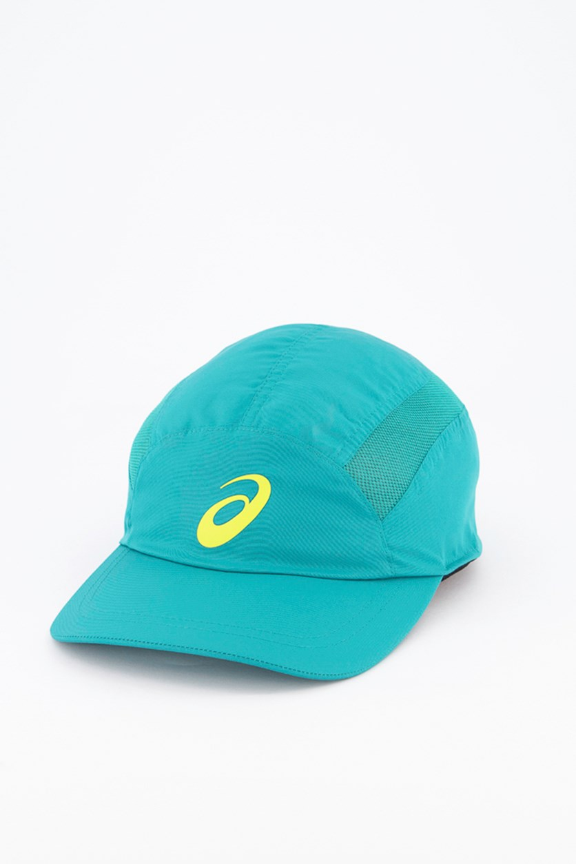 Unisex Essentials Running Cap, Teal