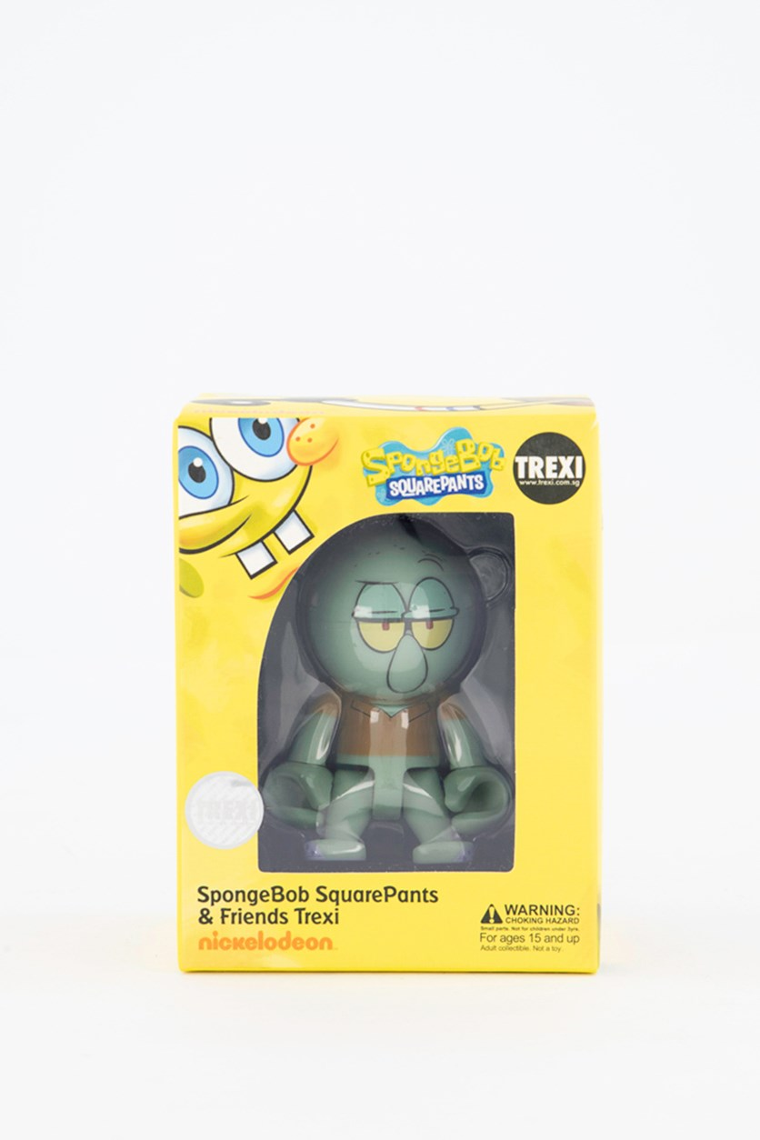 SpongeBob SquarePants & Friends Trexi - Snappy Squidward Figure, Green