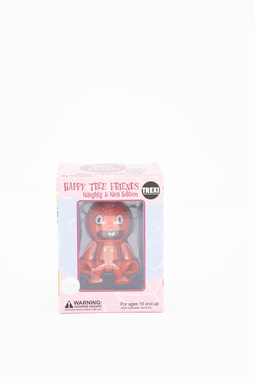 Trexi Figures Flaky, Red