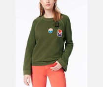 Women's Nova Sweatshirt, Earth Army