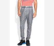 Men's Knit Pants, Charcoal