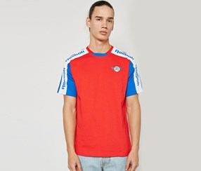 Reebok Men's Graphic T-Shirt, Red