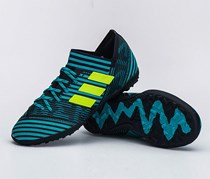 Adidas Junior Soccer Cleats Football Boots, Blue/Black