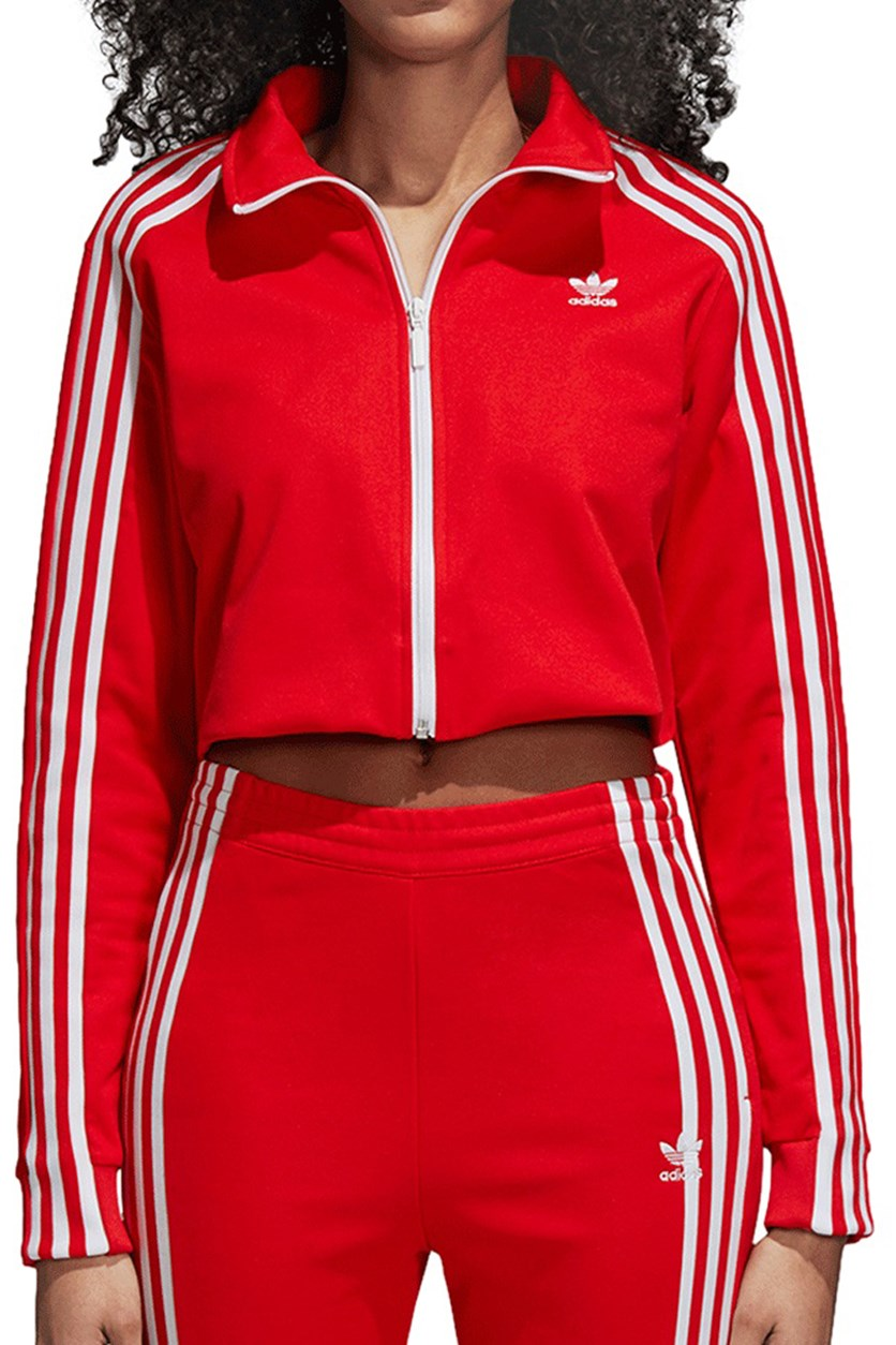 Womens Originals Track Jacket, Red